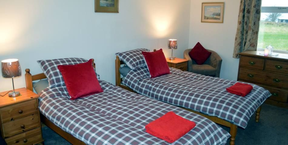 gairloch-holiday-homes-bedroom - Gairloch Holiday Homes