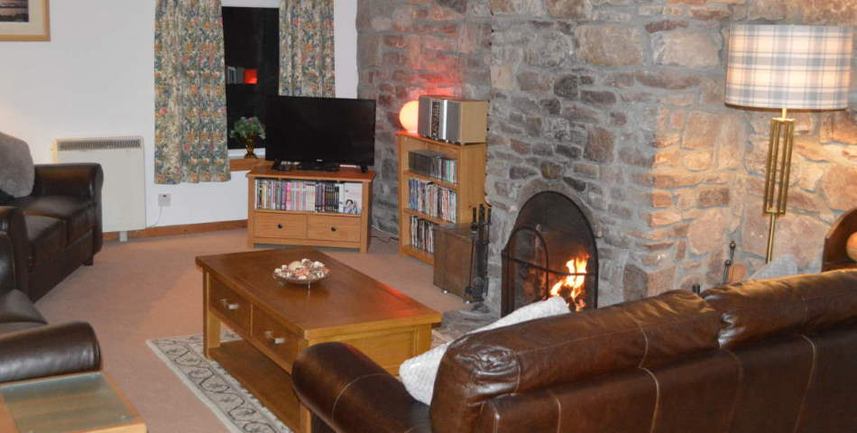 living-room-1 - Gairloch Holiday Homes